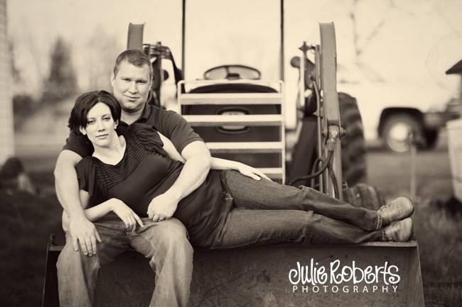 The Meyer Family, Julie Roberts Photography