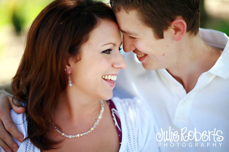 Hallie & Cliff - engagements, Julie Roberts Photography