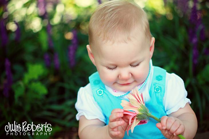 Abbi Foster & Family - Knoxville Tennessee - Family & Baby Portraits, Julie Roberts Photography