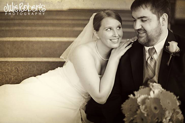 Gilley Wedding, Julie Roberts Photography