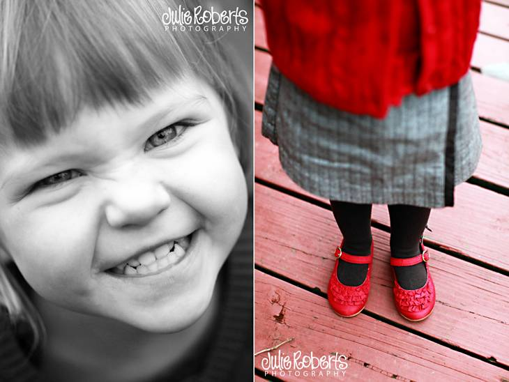 The Hopland Family - Johnson City - Family & Kid Portraits, Julie Roberts Photography