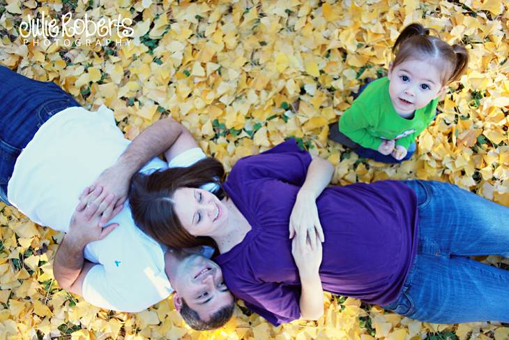 The Huiting Family - The Knoxville Garden and Arboretum, Julie Roberts Photography