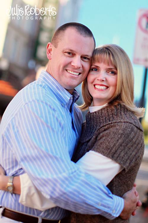 Larry, Christy, and Michael Headla, Julie Roberts Photography
