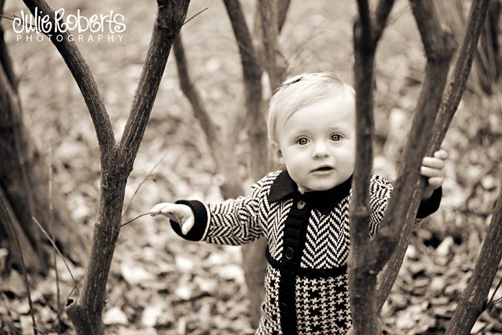 The Pritchard Family - Children and Family Portraits - Knoxville, TN, Julie Roberts Photography