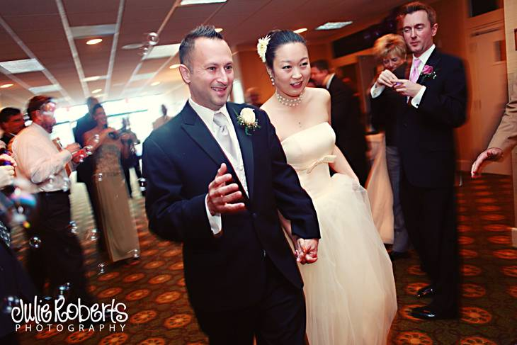 Robbie Underwood and Li Meng - Married! - Knoxville, Gatlinburg, Tennessee Wedding Photography, Julie Roberts Photography