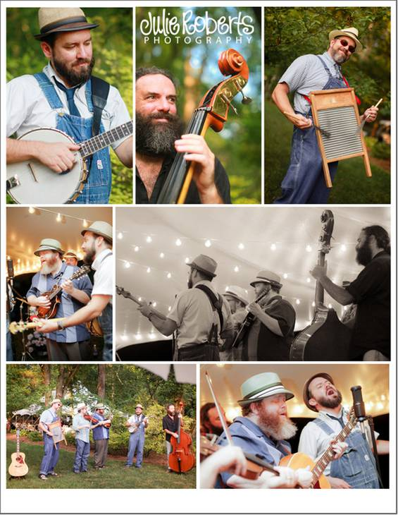 Genevieve Hanisek & Seth Hagler :: Southern Back-yard Wedding :: Part TWO, Julie Roberts Photography