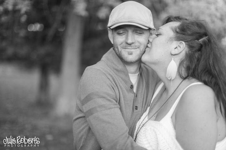 Brandon and Brenda ... and my heart, Julie Roberts Photography