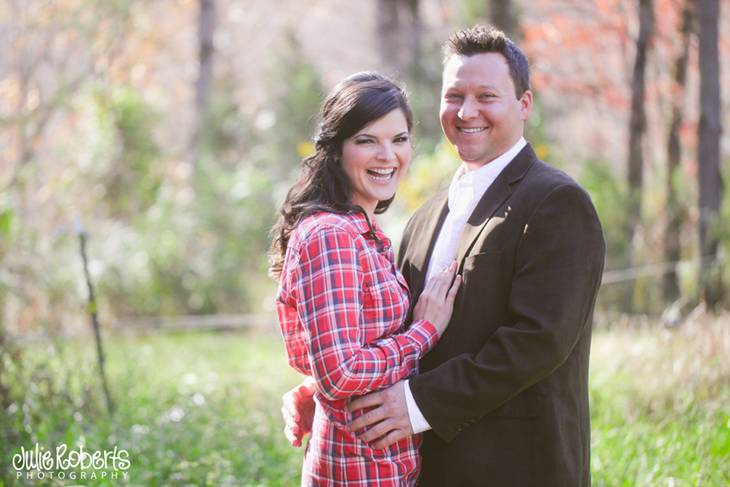 Heather and Kevin :: Getting Married :: Knoxville Tennessee, Julie Roberts Photography