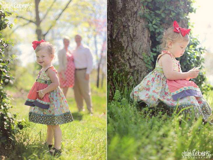 The Simonis Family :: Knoxville, Tennessee :: Family Portraits, Julie Roberts Photography