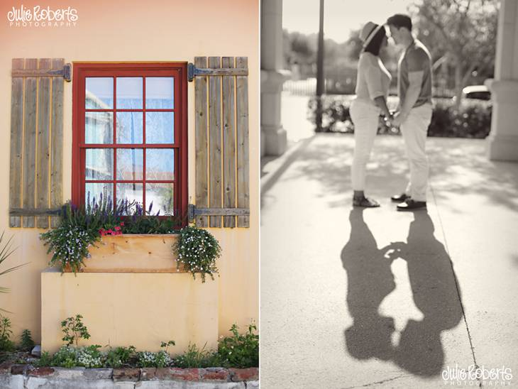 Ryan + Brittany :: A day in Saint Augustine, Florida, Julie Roberts Photography