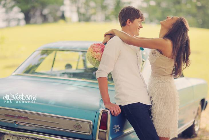 An Old Chevy and  Picnic ... Photo Workshop Styled Session Part 1, Julie Roberts Photography