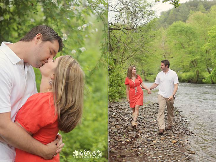 Mariah Treadway + Andy Farmer :: Getting Married! :: Tennessee, Julie Roberts Photography