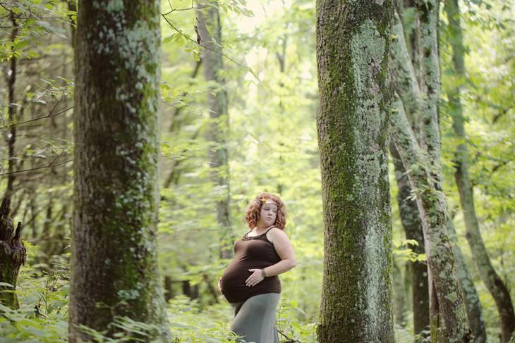 Maternity Pictures ... of me (oh my), Julie Roberts Photography