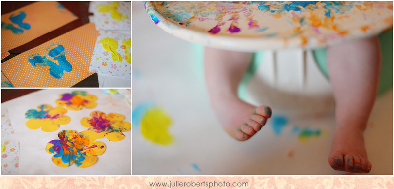 My little artiste!, Julie Roberts Photography