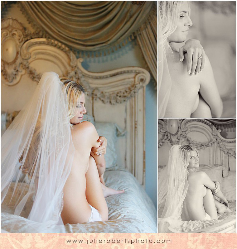BOUDOIR EXTRAVAGANZA ... and a super gorgeous example!  Knoxville, Tennessee Boudoir Photography, Julie Roberts Photography