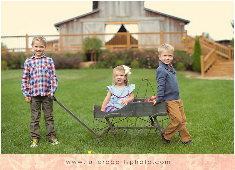 The Apple Cinnamon Sessions :: Knoxville Portrait Photography, Julie Roberts Photography
