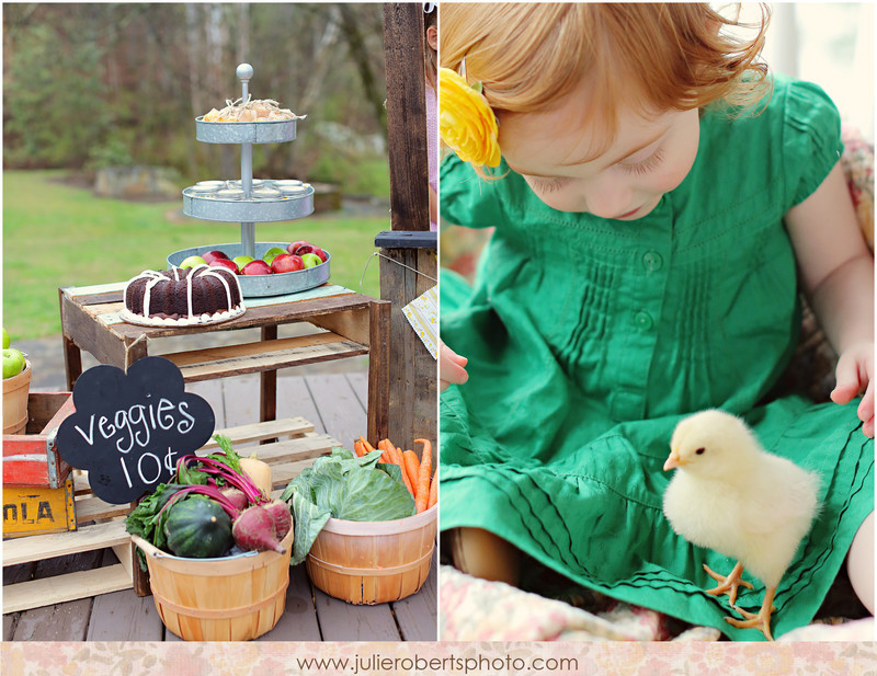 "Did some-bunny say ""mini-session""?!  Knoxville Family  and Kid Photos, Julie Roberts Photography"