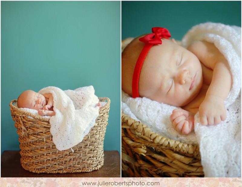 Beautiful Baby Avery :: Lexington, Kentucky Newborn Photography, Julie Roberts Photography
