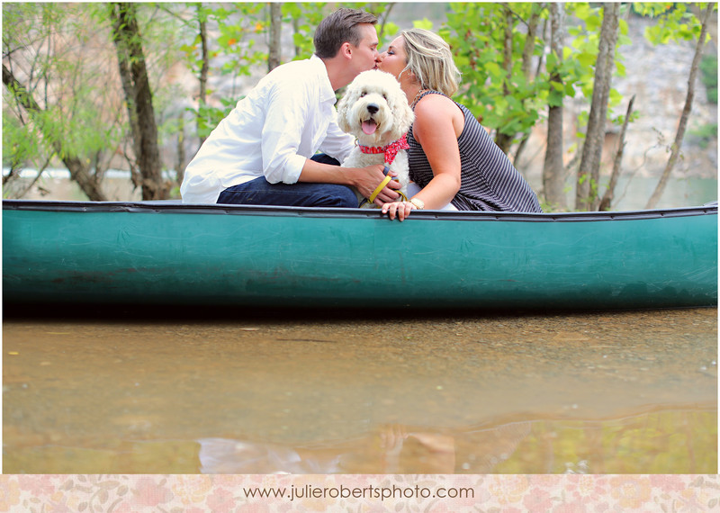 Christina Clayton & Josh Sullivan - Knoxville Engagement Photos, Julie Roberts Photography