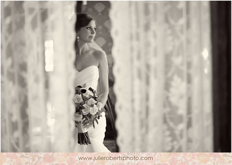 Madison Mayes :: Bridal Portraits at The Historic Westwood in Knoxville, Tennessee, Julie Roberts Photography