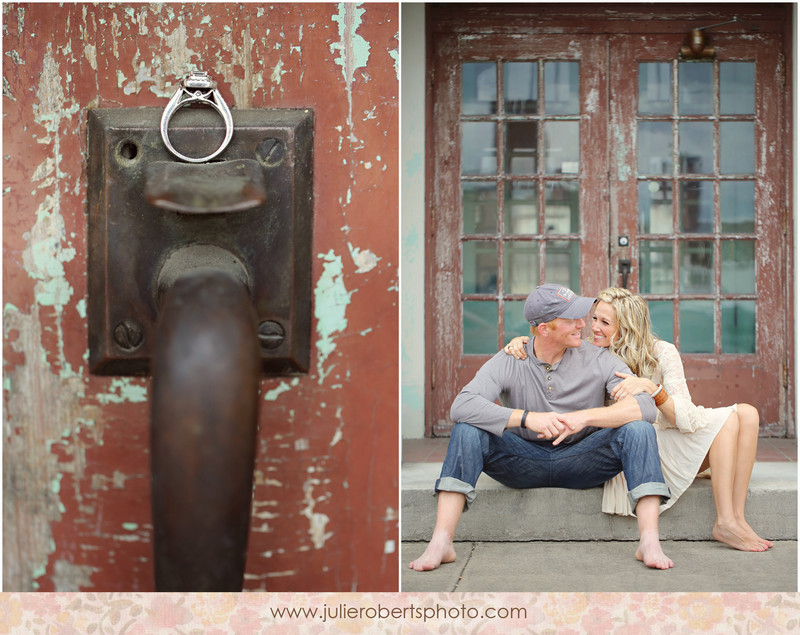 Carol & Brad are getting married!  Tennessee Engagement Session, Holston Dam, Bristol Rhythm & Roots, Julie Roberts Photography