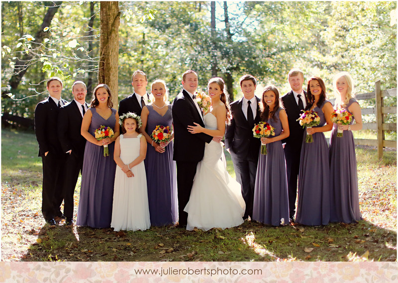 Celebrate 2015 : Weddings in Review, Julie Roberts Photography