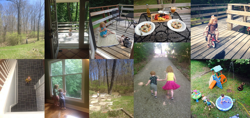 Our Home :: A year of living in the woods, Julie Roberts Photography