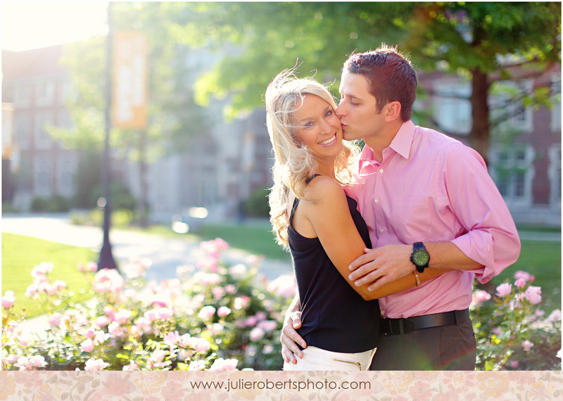 A Perfect Little Knoxville Engagement Session with Lauren McLean and Rollin Sterritt, Julie Roberts Photography